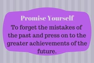 Promise Yourself7