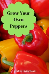 Grow your own Peppers