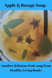 Apple & Borage Soup