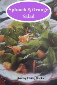 Spinach & OrangeSalad