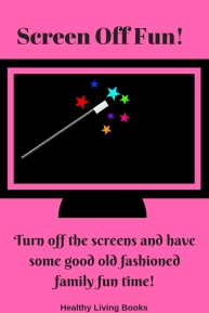 Screen Off Fun!