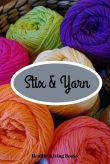 Stix & Yarn-pin